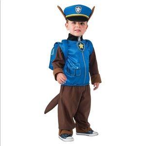 Paw Patrol - Chase Costume 🐾